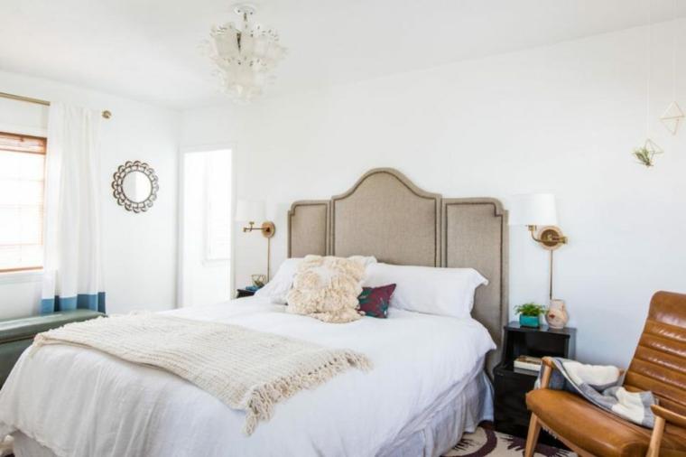 dormitorios diseño femenina especial colores