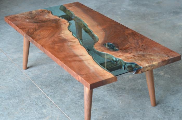 efecto madera opciones modernas salones