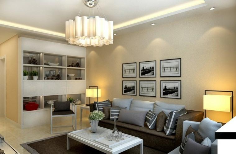 elegante contemporaneo muebles gris aspectos ideas