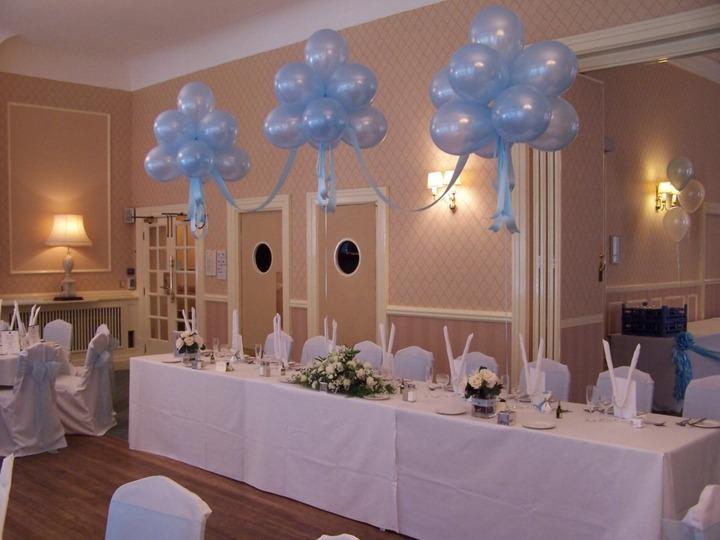 elegantes calidos azules mesas calidos
