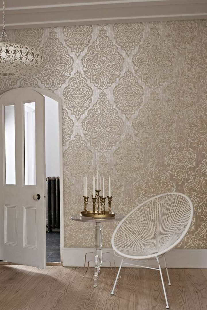 elegantes patrones especiales claros candelabros