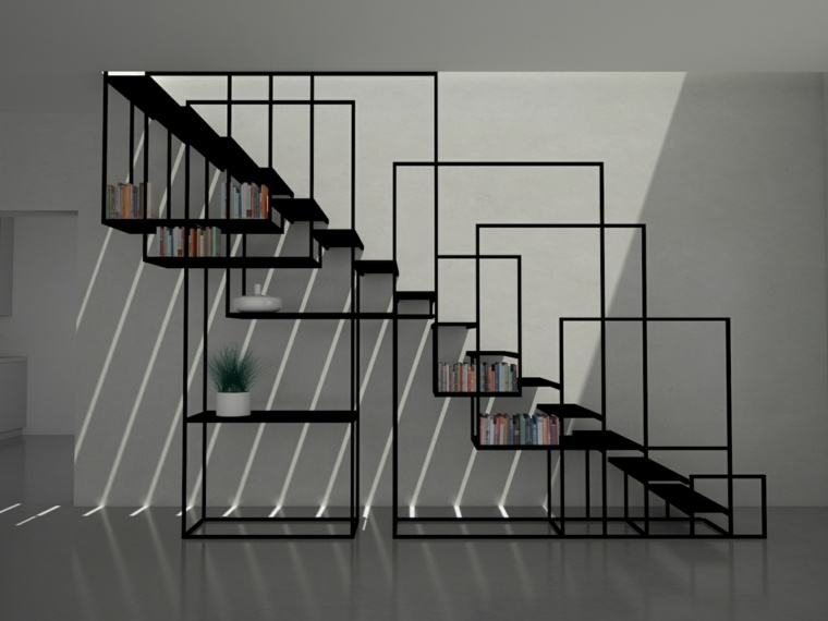 escaleras de interior diseno Design+Weld ideas