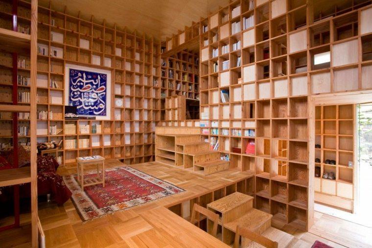 escaleras de interior diseno Kazuya Morita Architecture Studio ideas
