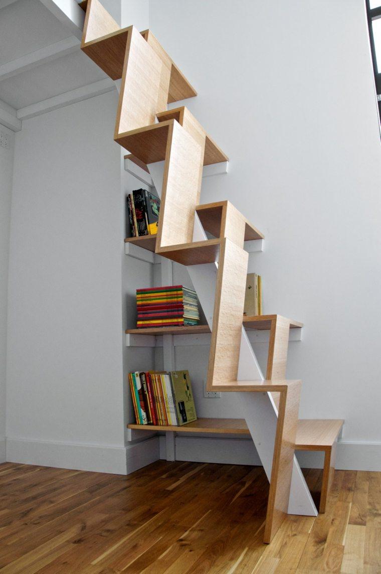escaleras de interior interesantes diseno NC2 Architecture ideas
