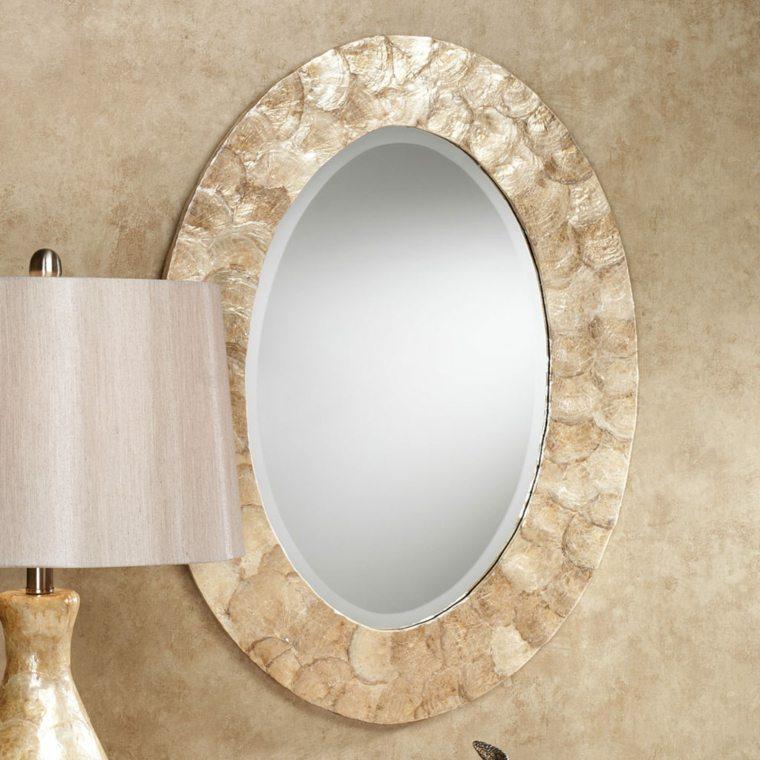 espejos para recibidores diseño