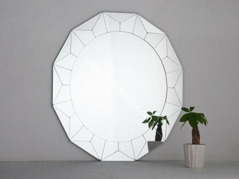 espejos para recibidores para decorar el intrerior de vuestra casa
