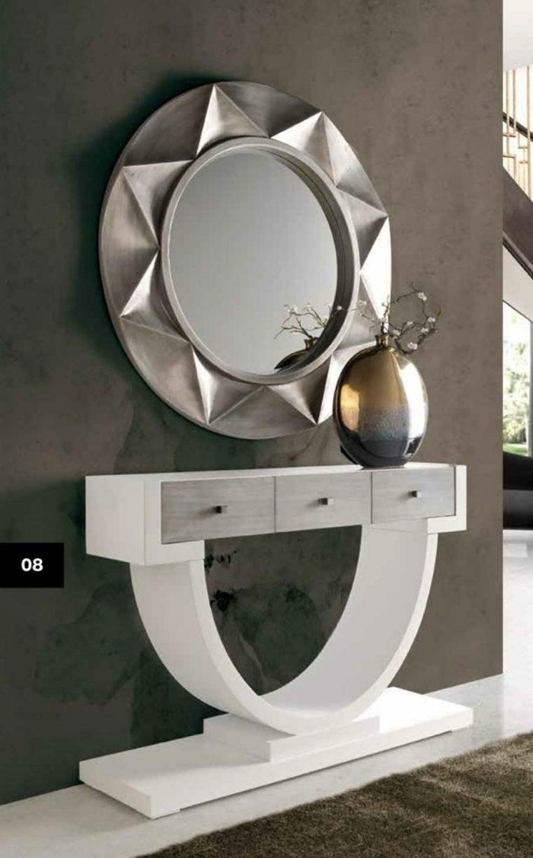 espejos para el recibidor decorar