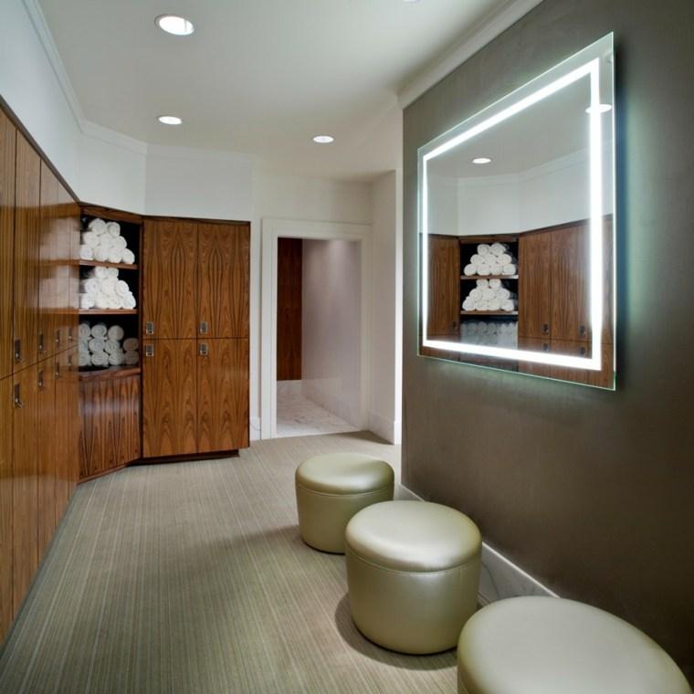 Espejo recibidor moderno awesome good espejo y consola de for Espejos bonitos para recibidor