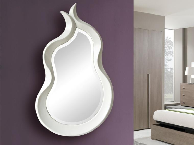 Espejos para recibidores la modernidad de vuestra entrada for Espejos bonitos para entrada