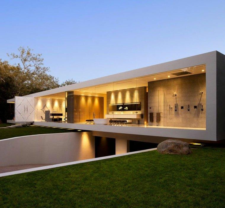 Fachadas de chalets con dise os originales y modernos for Arquitectura o diseno industrial