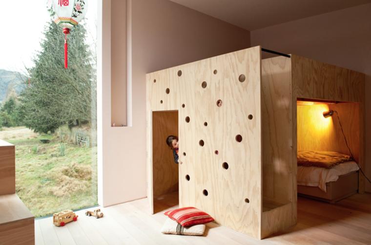 estupendo diseño cuarto niños