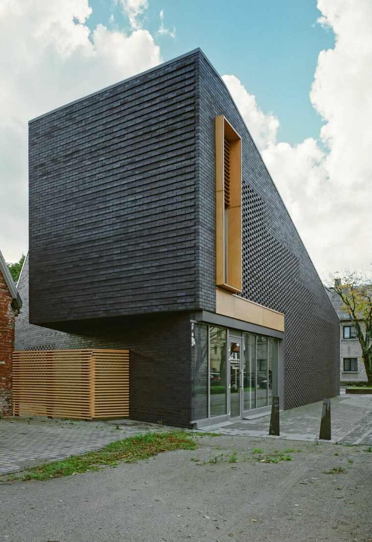 fachada eduficio stuklio moderno