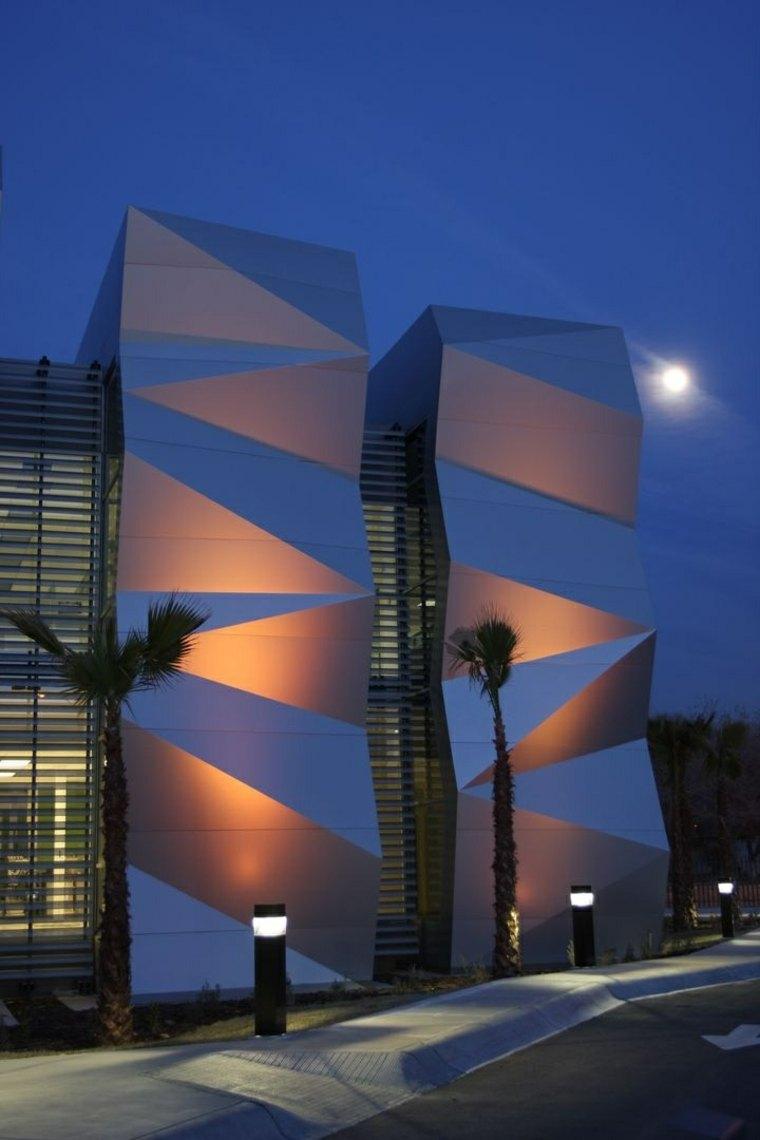 fachada original diseño moderno