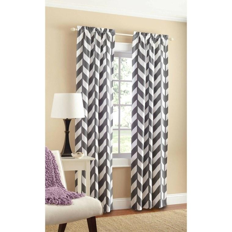fotos de cortinas decoración