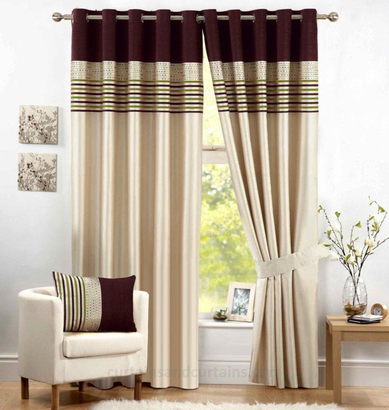 Fotos de cortinas para unos interiores muy modernos for Decoracion de interiores cortinas