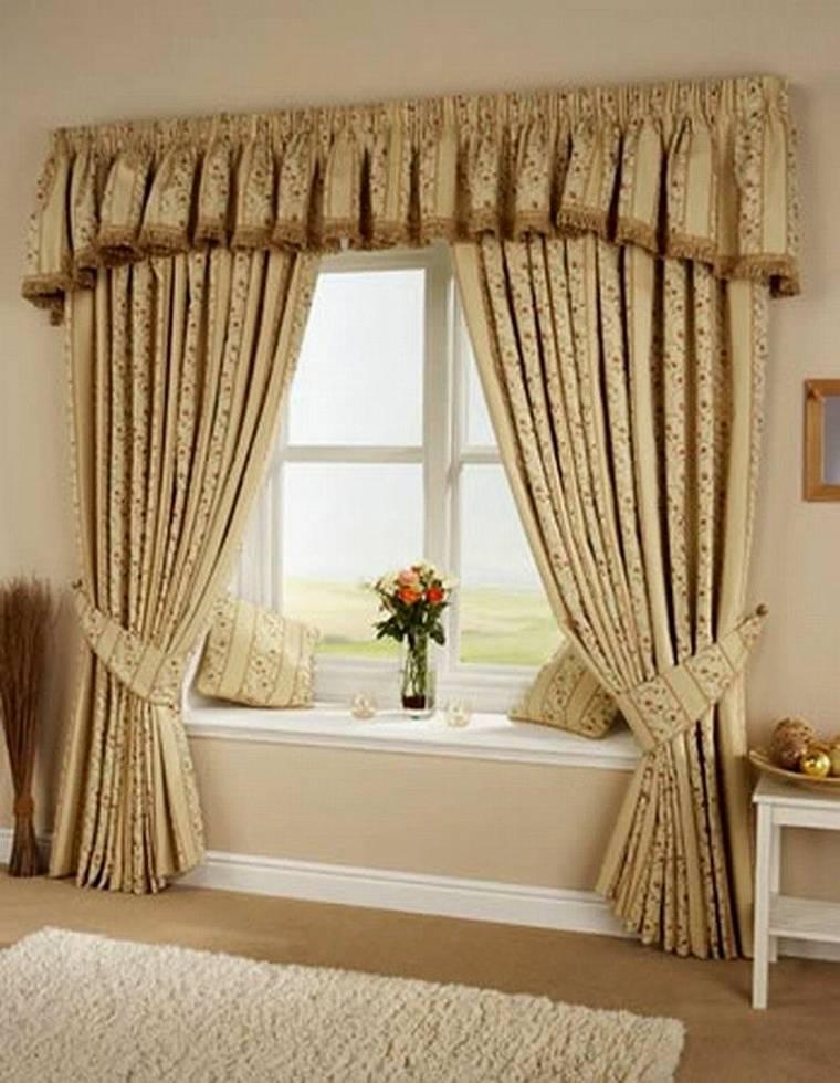 fotos de cortinas sala de estar