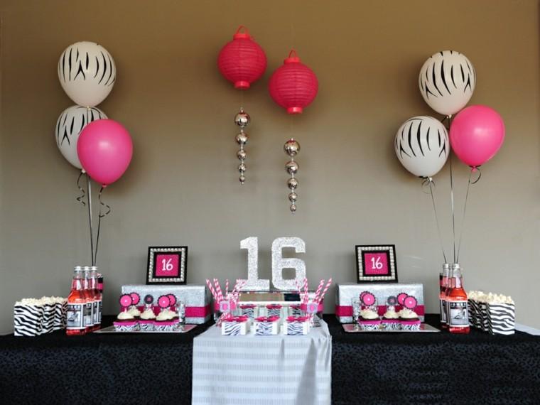 Globos fiesta de cumplea os o aniversario con decoraci n for Habitaciones originales para adultos