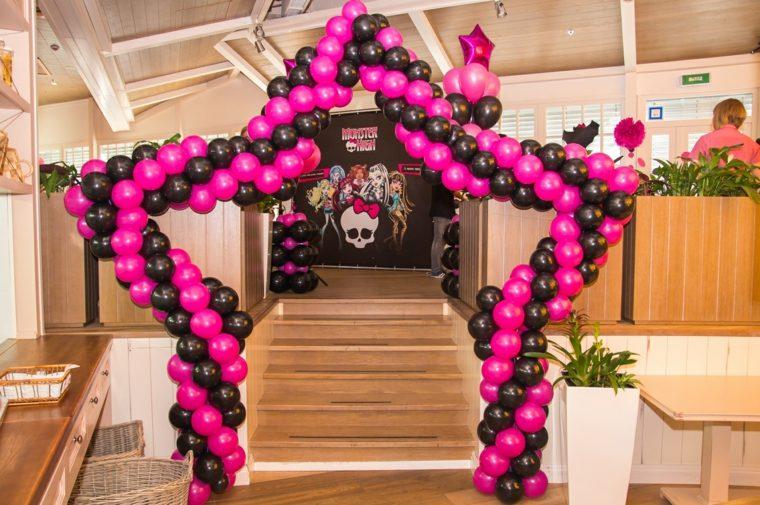 globos fiesta cumpleanos entrada diseno originales ideas
