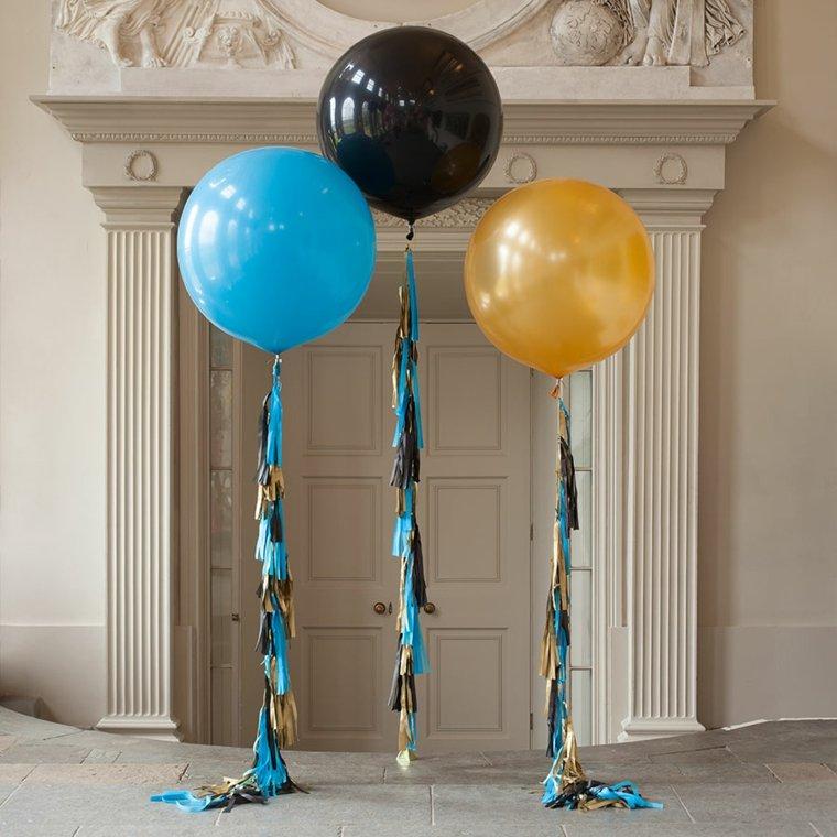 globos fiesta decoracion elegante opciones modernas ideas