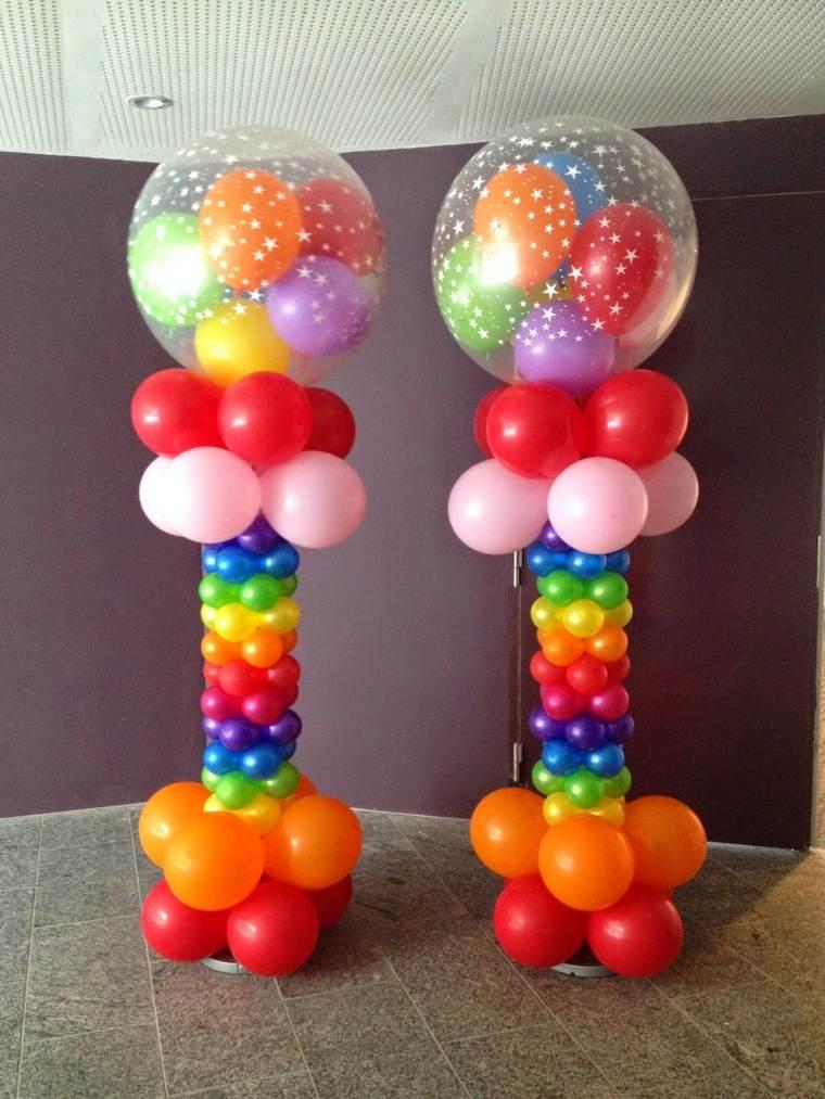 globos infantiles decoración interiores