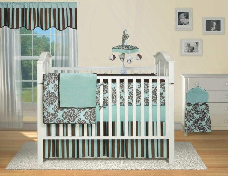 habitación de niña bebé