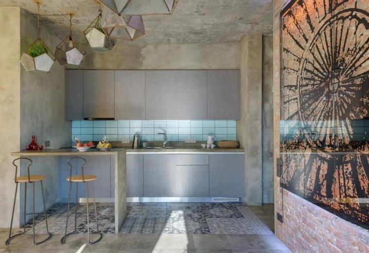 ideas estilos especiales muebles paredes