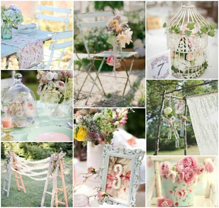 ideas estupendas una boda vintage
