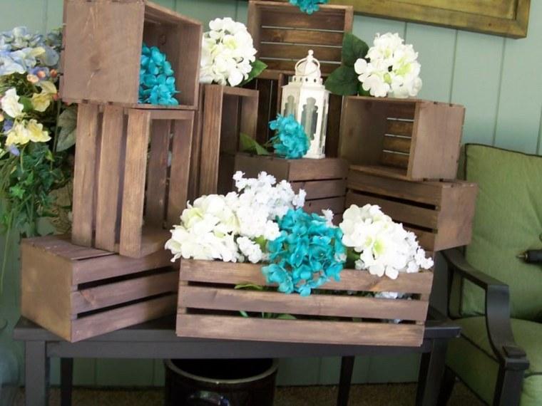ideas sencillas decoracion boda