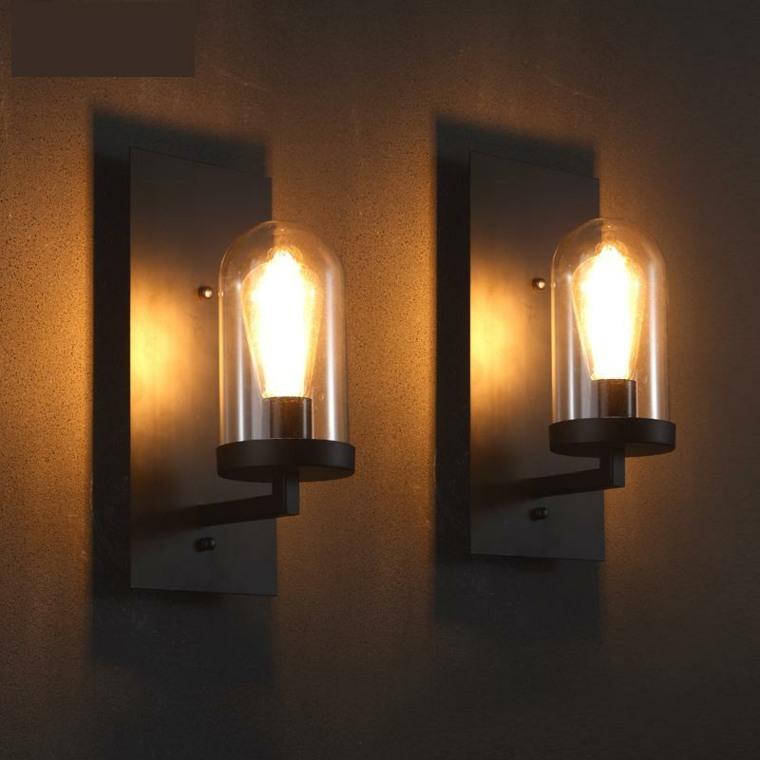 iluminación de pasillos