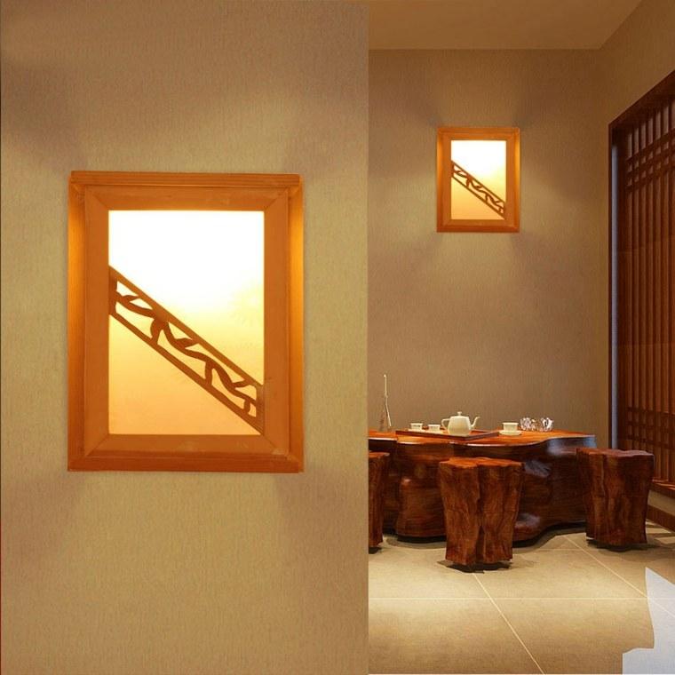 iluminación para pasillos decorar