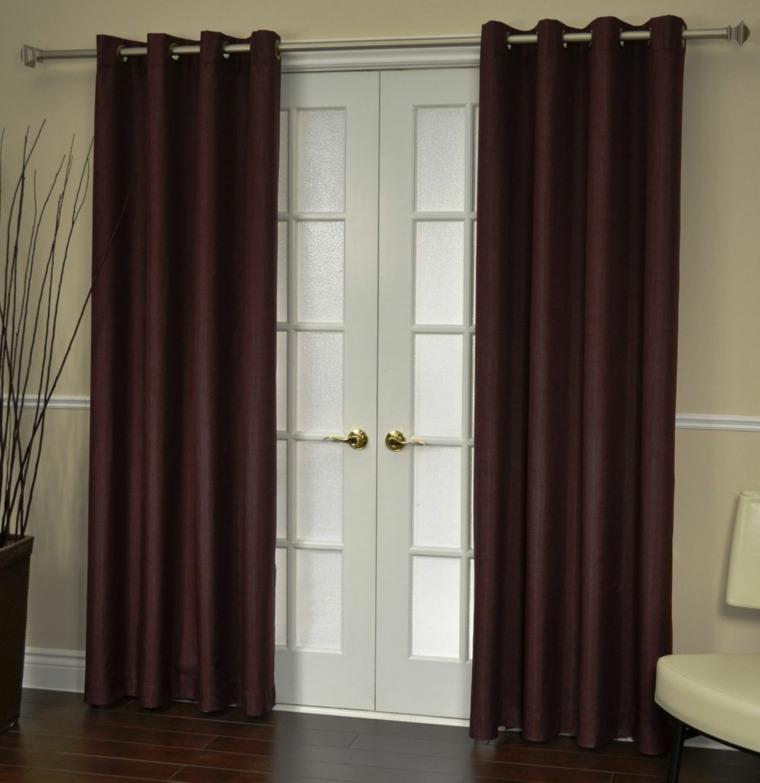 imágenes de cortinas modernas