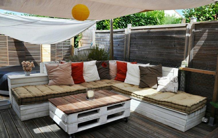 impresionante diseño terraza chill