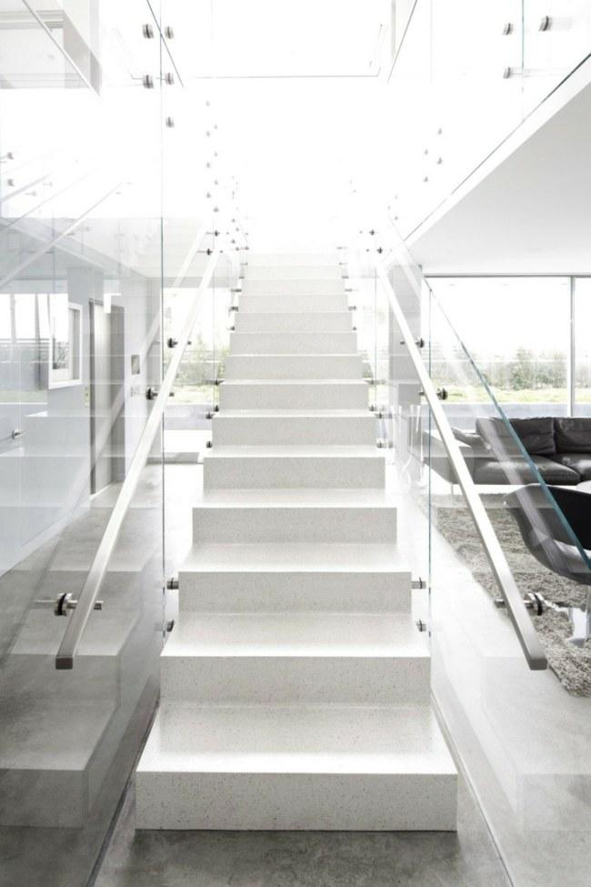 increible efecto muebles luces lineas