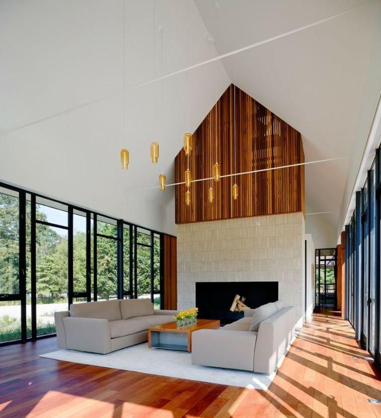 interesantes texturas madera elegantes triangulares