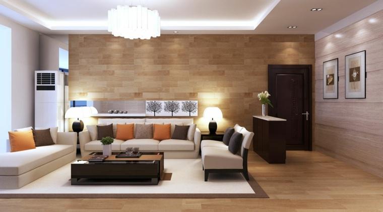 diseo moderno - Interiorismo Salones