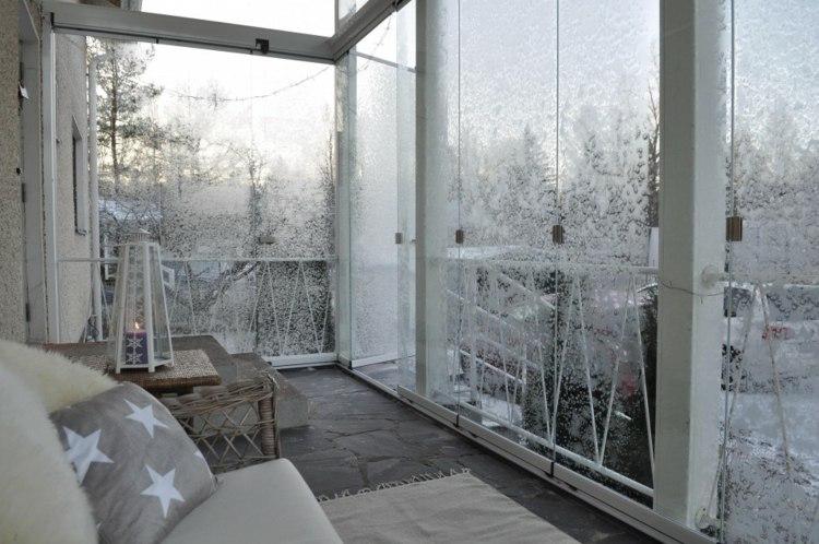invierno acogedors muebles estilos claros