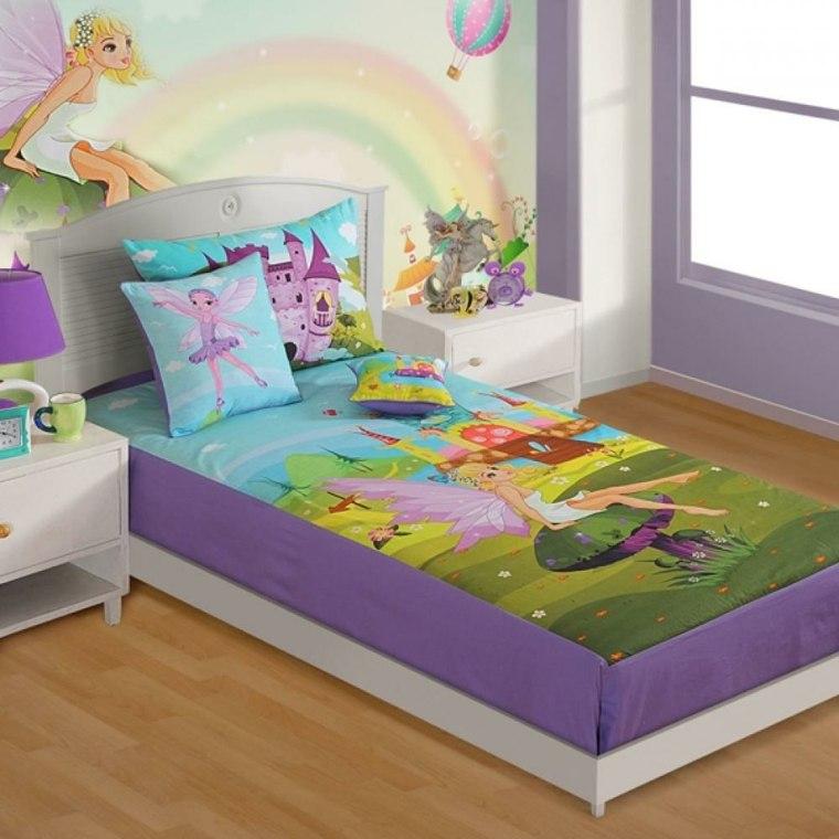 Sábanas infantiles y ropa de cama para los niños -