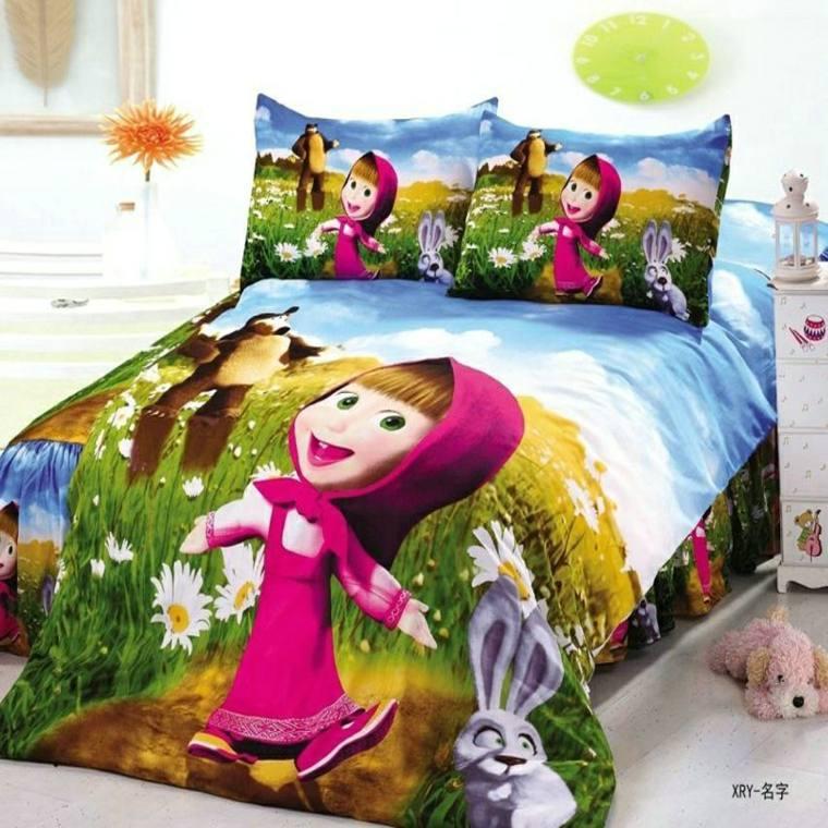 Sbanas infantiles y ropa de cama para los nios
