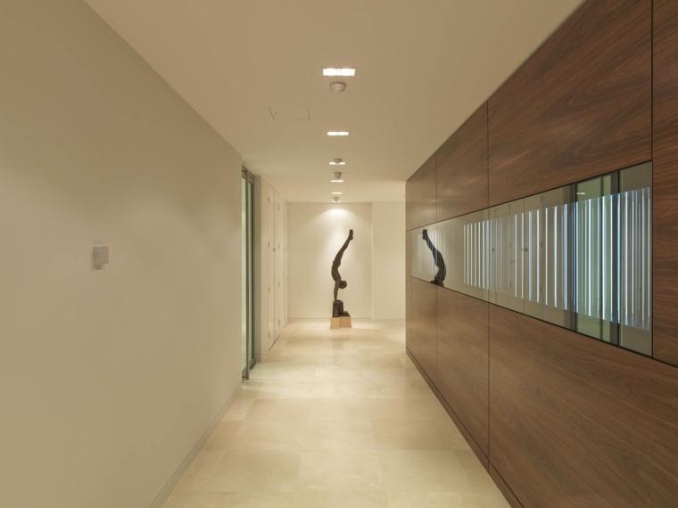 L mparas de pasillo modernas para decorar el interior - Lamparas de pasillo ...