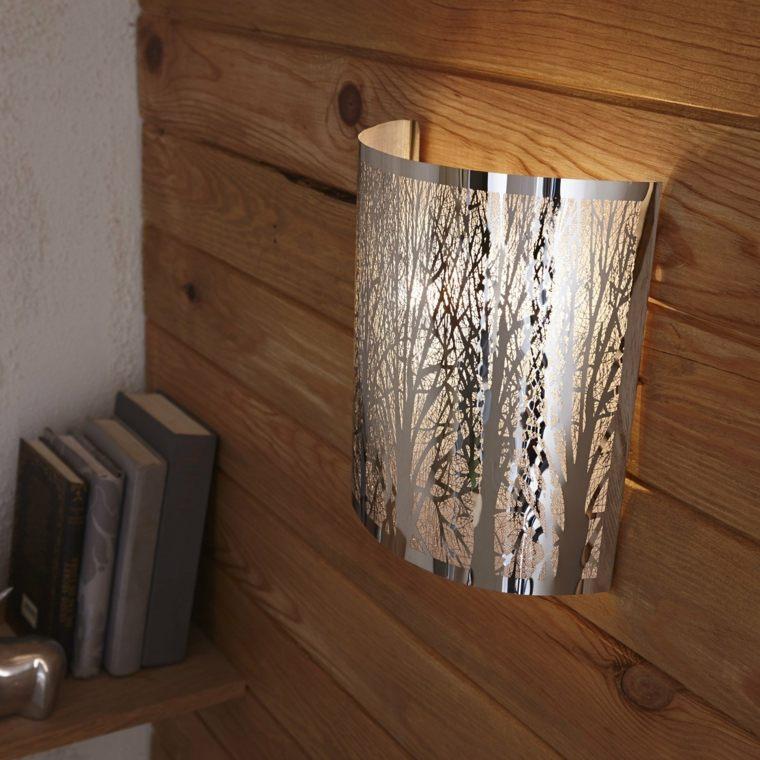 lámparas para entradas decorar