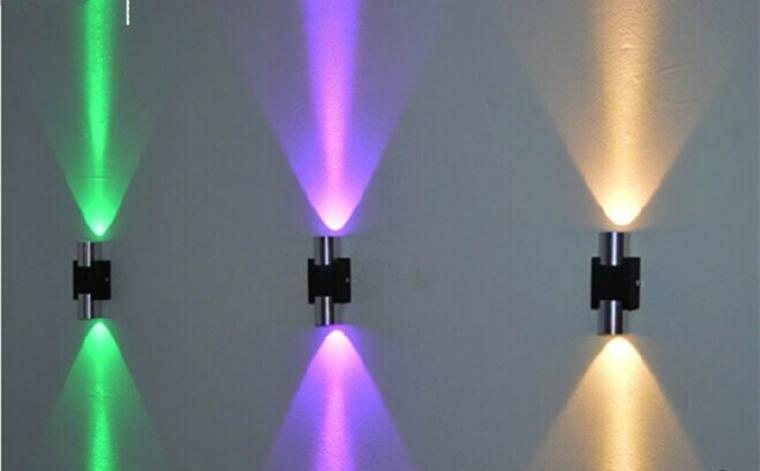 L mparas para pasillos para decorar y modernizar for Luces led para decorar