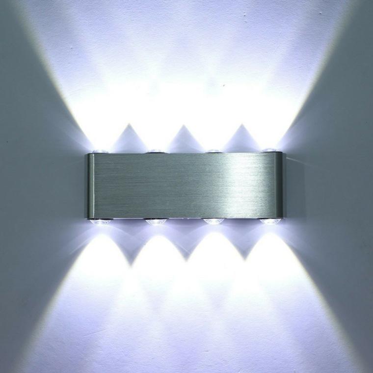 lámparas para pasillos decorar paredes