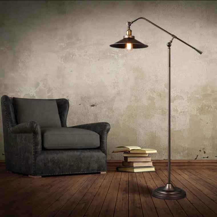 lámparas tipo industrial decorar