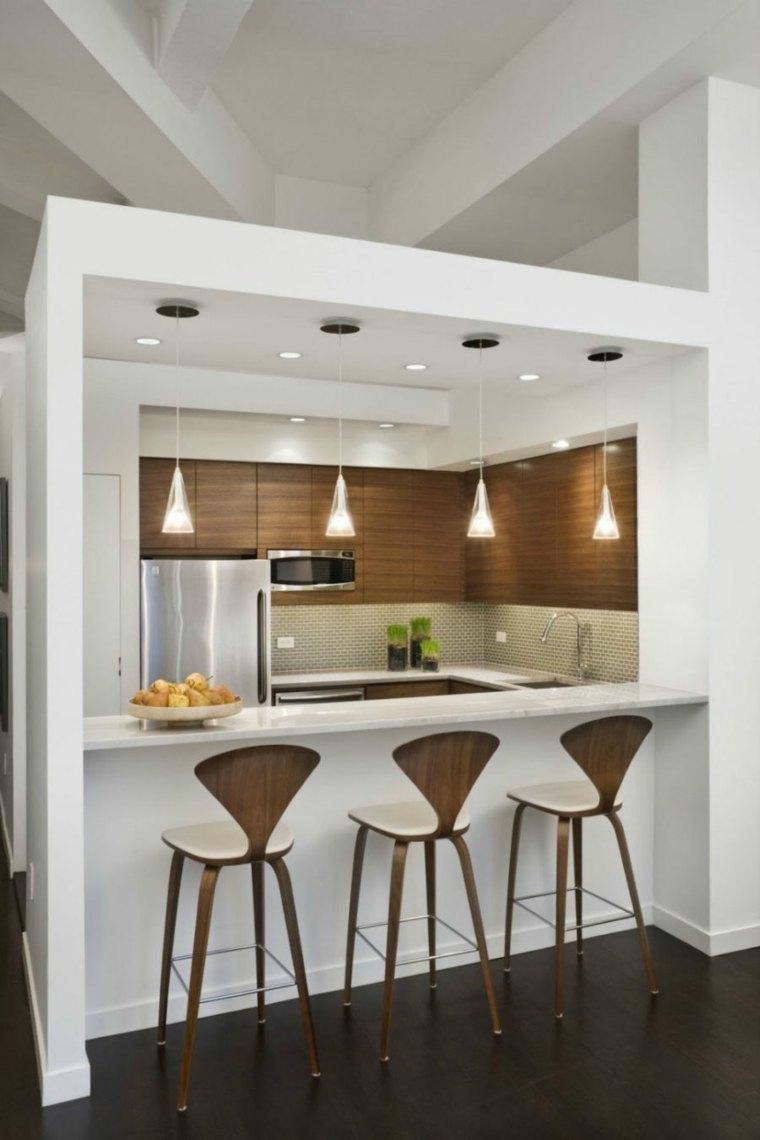 loft apartamento especial cocina ideas