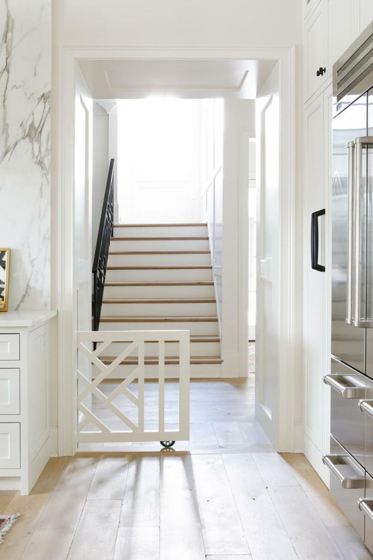 luminoso marmol escaleras especiale puertas