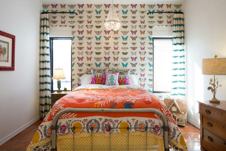 mariposas especial colorida estancia cuerdas