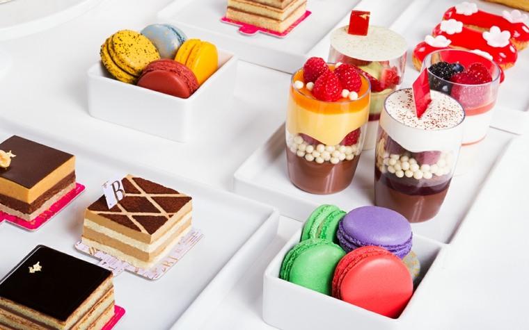 mesa dulces para boda interiores