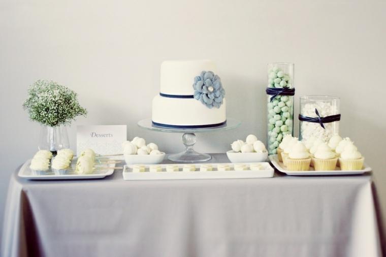 mesas dulces para bodas tradicionales