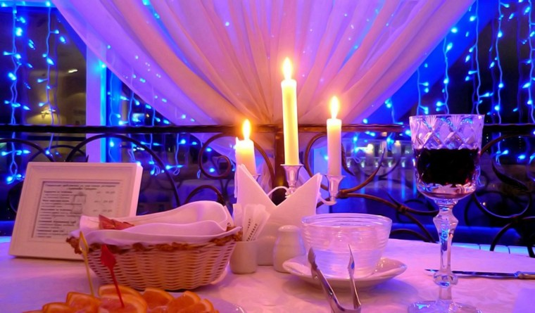 mesa romántica original