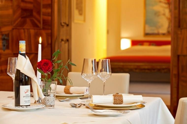 mesa rom ntica decorar para el d a de los enamorados